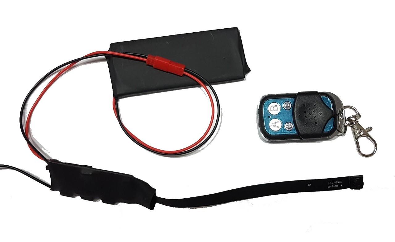 Telecamera Nascosta In Oggetti : Telecamera spia full hd nascosta microcamera con telecomando